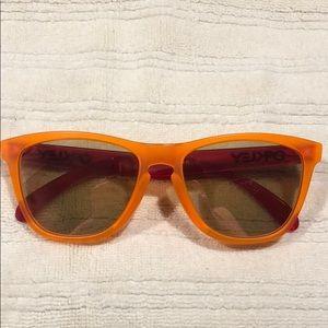 Oakley Frogskins - Orange/Pink